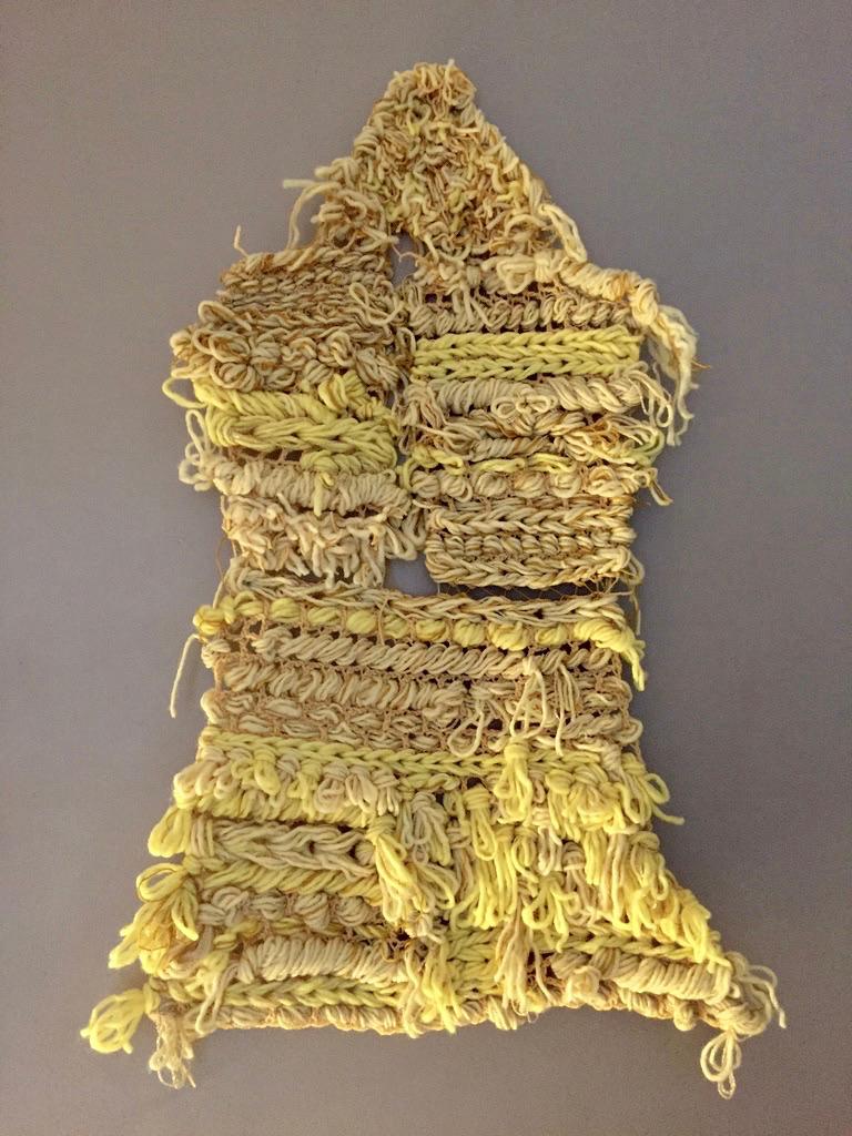 Mythes textiles - « χρυσόμαλλον Δέρας - La Toison d'Or », 2018